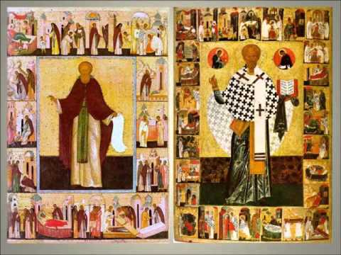 Icons - RUSSISCHE SCHILDERKUNST ICONEN. RUSSIAN PAINTING. Icons belong to the Eastern Orthodox, the Oriental Orthodox Church and Eastern Catholic Churches and are in...