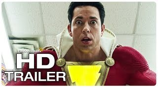 Video SHAZAM Official Trailer #1 (NEW 2019) Superhero Movie HD MP3, 3GP, MP4, WEBM, AVI, FLV Agustus 2018
