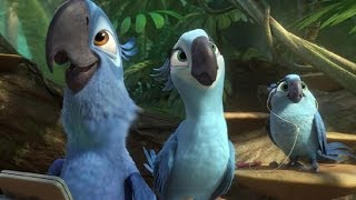 Rio 2  (Starring Anne Hathaway&Jesse Eisenberg) Movie Review