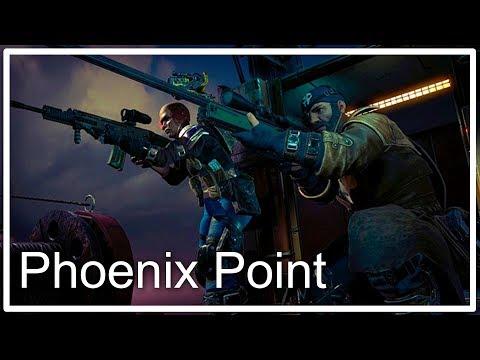 Элитный отряд против крабов-мутантов [Phoenix Point]