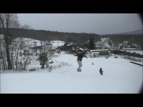 Bromley Mountain, Vermont - Terrain park