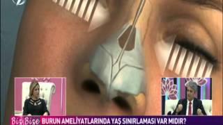 Doç.Dr.Hayati Akbaş-Burun Estetiği-Kanal 7