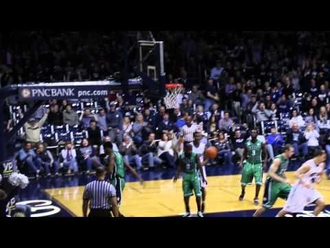Men's Basketball Highlights vs. North Dakota
