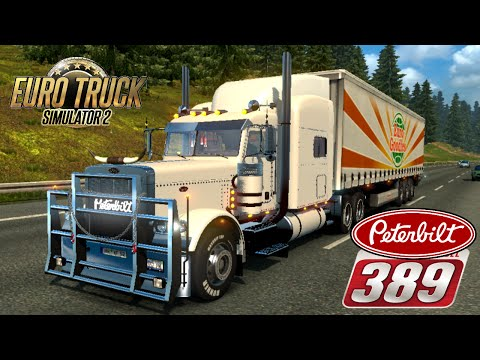 Peterbilt 389 Modified v1.13 for ETS2