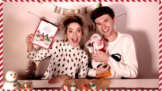 Video Disastrous Brownie Baubles with Mark | Zoella MP3, 3GP, MP4, WEBM, AVI, FLV November 2018