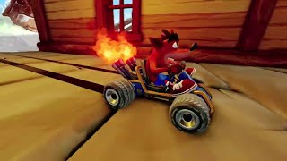 Crash Team Racing Nitro-Fueled - Nintendo Switch Gameplay Trailer by GameTrailers