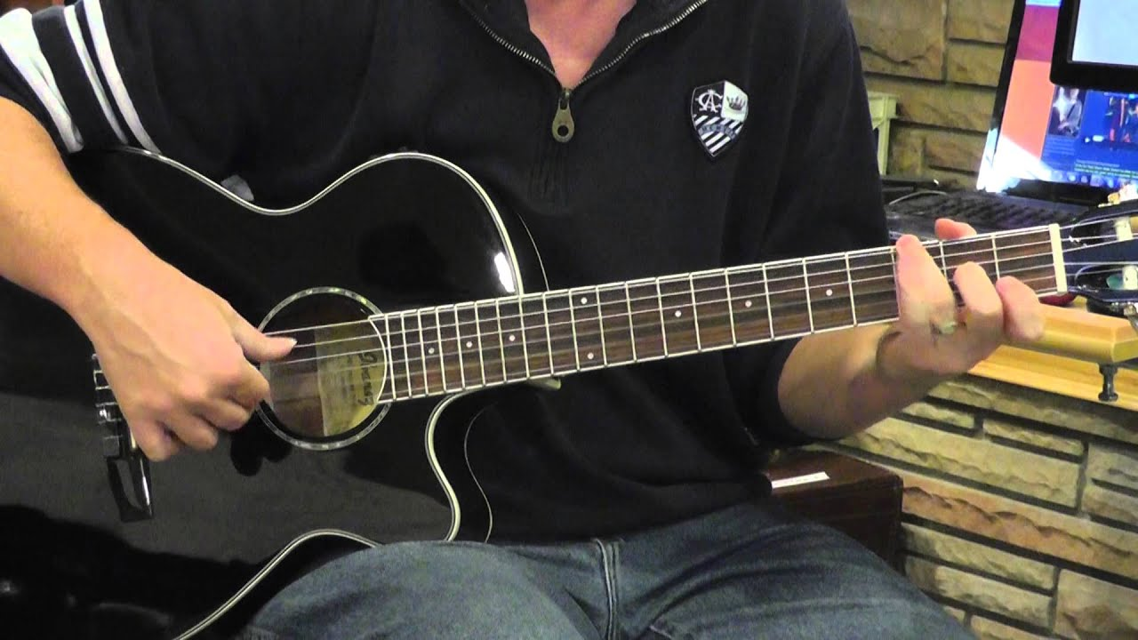 Ibanez AEG10NII Acoustic Electric Guitar