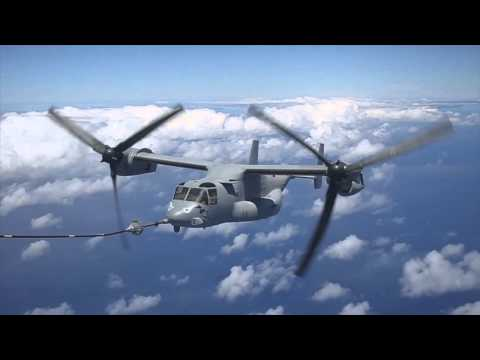 Video by Lance Cpl. Evan White Ospreys...