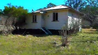 Tenterfield Australia  city pictures gallery : Urban Exploration Australia: Abandoned house near Tenterfield