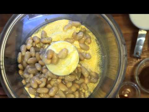 Cornbread Dip : Healthy Bean Recipes