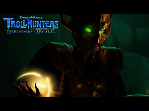 Trollhunters Defenders of Arcadia - Available Now! - PS4 / Xbox1 / PC / Switch