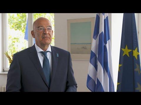 Ν. Δένδιας: Η Ελλάδα κέρδισε την ομόθυμη συμπαράσταση των εταίρων της