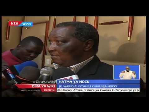 Uwamuzi wakuvunja NOCK ulifuatia masaibu ya Wanariadha