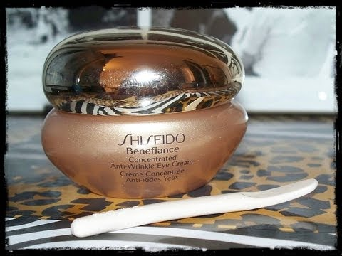 Shiseido Benefiance Concentrated Anti- Wrinkle Eye Cream