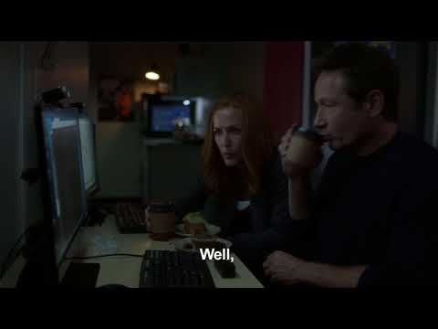 Mulder & Scully | S11e02 | Muffin Scene