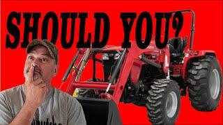 4. Mahindra tractors: Should you buy one? [2019]