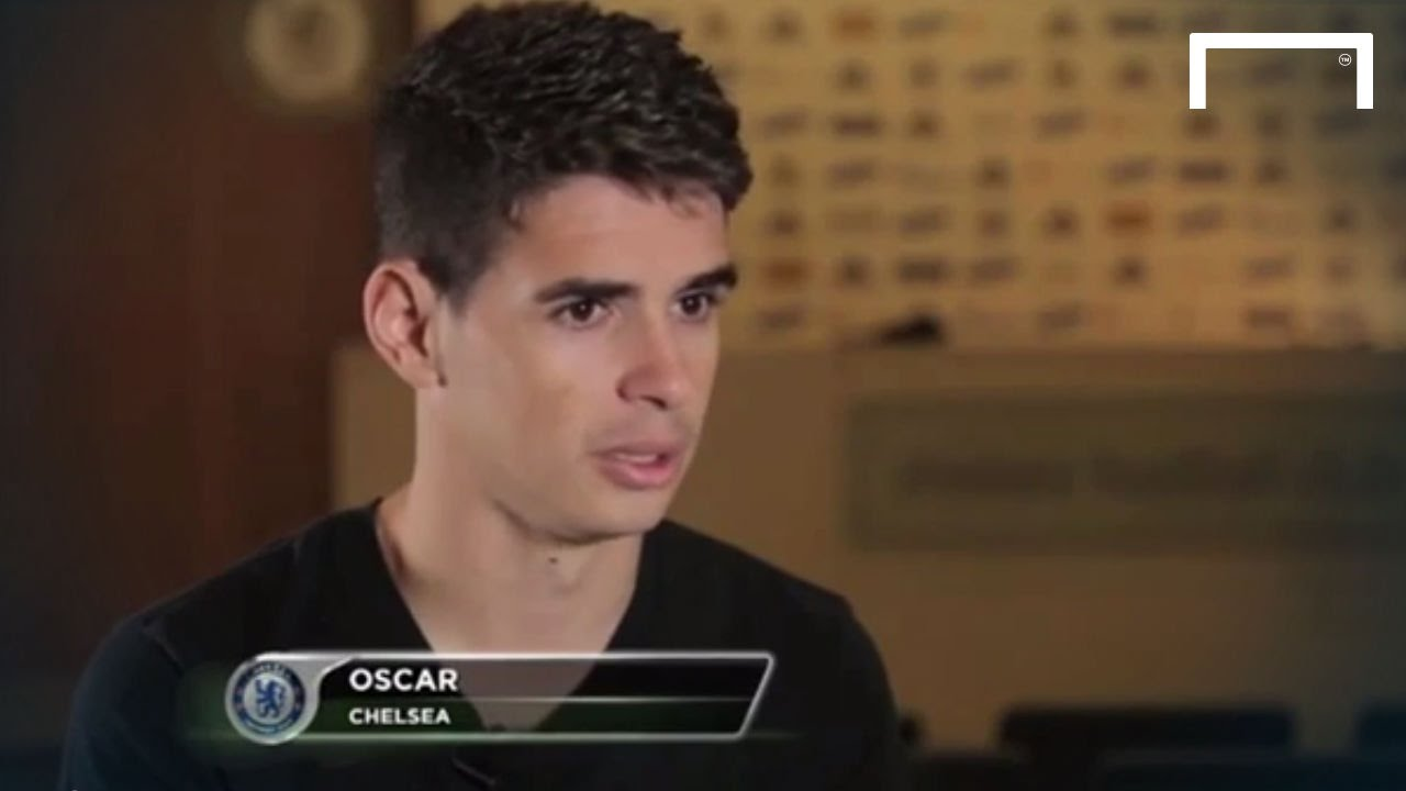 Hazard is the best in England – Oscar