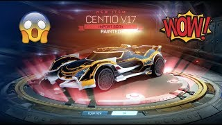 TOP 5 BEST OVERDRIVE CRATE OPENINGS EVER!! PAINTED CENTIO V17 EDITION!! MUST WATCH!!Here is the link where you can buy items on Rocket League on all platforms! Make sure to use promo code SAVAGE if you make a purchase!https://goo.gl/PkNWvQMake sure to thumbs up and subscribe for more streams, videos, and giveaways! :D5. ItzBenj -- https://goo.gl/d3hsXi4. Savage Planet -- https://goo.gl/whS19z3. Mr. Try Hard -- https://goo.gl/ViSb412. TheCampingRusher -- https://goo.gl/Wm3G7K1. Thellamasir -- https://goo.gl/Qm5UV8Twitter: https://twitter.com/SavagePlanet_RLIf you want to help the stream out, you can donate here :) https://youtube.streamlabs.com/savageplanetCHECK OUT MY PREVIOUS VIDEOS:Top 5 Overdrive Crate Openings! Goal Explosions Edition -- https://goo.gl/xiJT7fOverdrive Crate Trading Guide -- https://goo.gl/3Y6vnoTop Overdrive Crate Openings Ever -- https://goo.gl/svm18ALuckiest Overdrive Crate Opening -- https://goo.gl/AVoSyuBest Overdrive Crate Opening -- https://goo.gl/DwEXZ5Full Overdrive Crate Update Stream -- https://goo.gl/yFgWKDEarly Look at Overdrive Crate -- https://goo.gl/jDYGQSBest Trade Ups on Rocket League -- https://goo.gl/FC2dahPlaying As America On Rocket League -- https://goo.gl/ce92fWFourth Mystery Goal Explosion on Rocket League -- https://goo.gl/bsU2yZBiggest Donation on Rocket League Part 2 -- https://goo.gl/54a8E5Playing Rocket League as a Minion -- https://goo.gl/gEzvcePing Pong Mode On Rocket League -- https://goo.gl/AFWr5BNew Secret Items Coming to Rocket League -- https://goo.gl/oGsdRcTop 5 Nitro Crate Trade-Ups (Painted Dracos) -- https://goo.gl/J112BjFidget Spinner Wheels on Rocket League -- https://goo.gl/Yo5h4j50 Nitro Crate Opening -- https://goo.gl/iCdA4MBiggest Donation Ever on Rocket League -- https://goo.gl/7n2YnkNew Crate with all Mystery Decals -- https://goo.gl/2Nd8H2Huge Profit Trade -- https://goo.gl/HoFNc5Early Overdrive Crate Opening -- https://goo.gl/UTUQcQBlind Trading with Beta Nugget -- https://goo.gl/w81scBBlind Trad