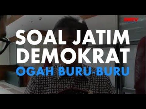 Soal Jatim, Demokrat Ogah Buru-buru