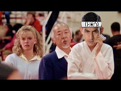 Video: Finish him! Jose Villarreal is the Karate Kid