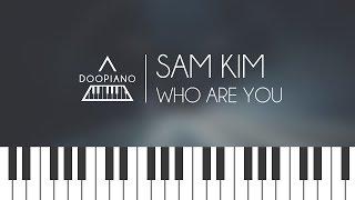 [Goblin OST] 샘김 (Sam Kim) - Who Are You Piano Cover Video
