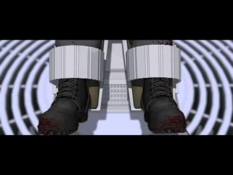 Dead Space Aftermath - Kuttner Interrogation Start