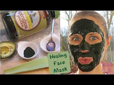 Healing Face Mask
