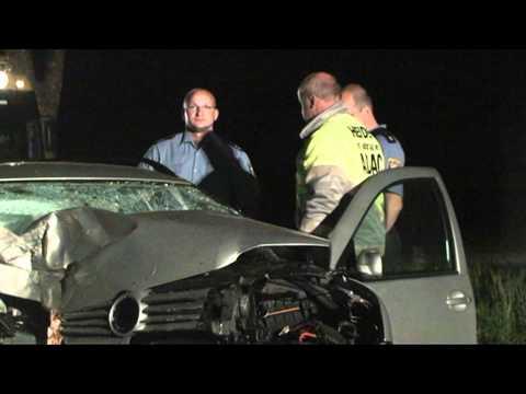 Nordenbeck: Gegen Baum, Fahrer getötet