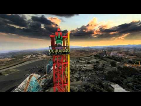 six flags magic mountain - In anticipation of the launch of Full Throttle which is now open, lets go back in time seeing the latest additions for Six Flags Magic Mountain for the last ...