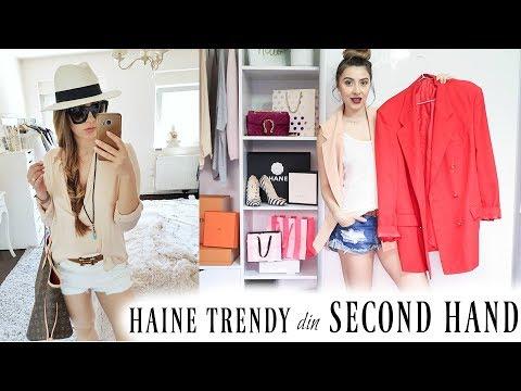 Haine in trend din second hand | Zara, Esprit, Pimkie