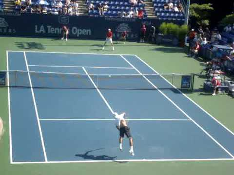 Sam Querrey vs. Ryan Sweeting, LA Open