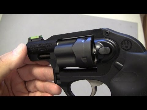Ruger LCR Concealed Carry Friendly Revolver