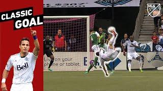 The UNBELIEVABLE Scissor Kick by Camilo Sanvezzo That Won Goal of the Season by Major League Soccer
