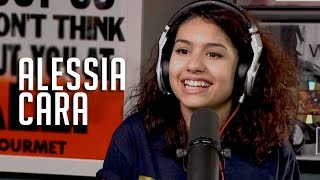 Video Alessia Cara talks being Awkward, a Loner, Meeting Drake, her Vices & Sings Live! MP3, 3GP, MP4, WEBM, AVI, FLV Juni 2018