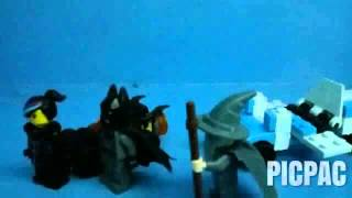 Lego stop motion part2 #picpac #stopmotion #lego