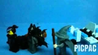 Lego stop motion part2 #picpac #stopmotion #lego