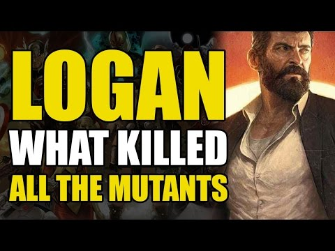 Logan/Wolverine Film Theory: Where Are All The Mutants!?