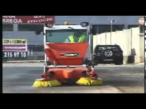 Sweepers - AUSA 120RMB