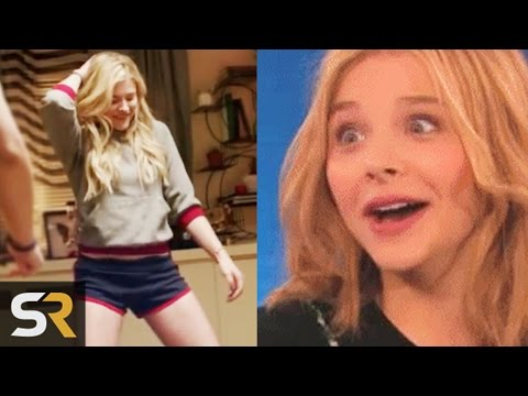 10 Hot Bloopers From Popular Actors You Won't Forget! (видео)