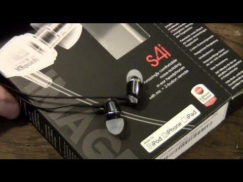 Klipsch Image S4i Headphones - Full Review