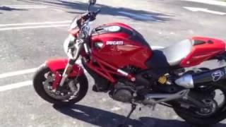 7. 2010 Ducati Monster 696 for sale
