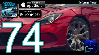 NEED FOR SPEED No Limits Android iOS Walkthrough - Part 74 - Underground: Chapter 11: Domination, EA Games, video games