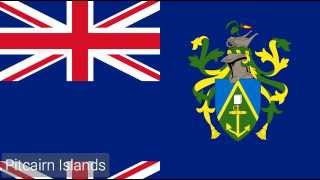 "Anthem Title: ""We From Pitcairn Island"" Description: The Pitcairn Islands are a remote British colony in the South Pacific, famous for being the site where t..."