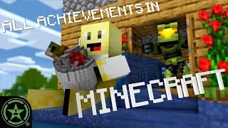 WHO IS BANANAMAN? - Minecraft - All 102 Achievements (Part 4) | Let's Play by Let's Play