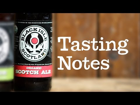 Scotch Ale, Black Isle, Organic (330ml)