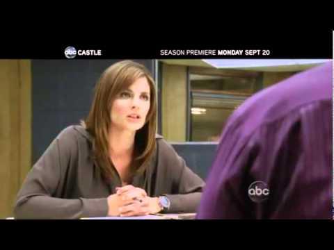 Castle Season 3 (Promo)