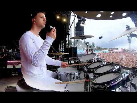 Billie Eilish: Bellyache Drum Cam