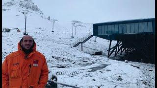 #LIVE: O engenheiro ribeirão-pretano que foi para a Antártida