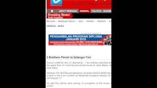 Terkini - Berita Malaysia YouTube video