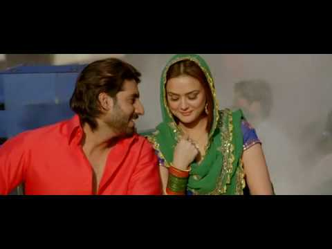 Na - Sung by Rahat Fateh Ali Khan and Mahalaxmi Iyer,this song was Picturised on Abhishek Bachan and Preity Zinta from the movie